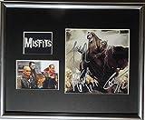 #9: Signed Misfits Autographed Framed Cd Display W/pics