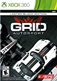 xbox 360 wheel - GRID Autosport: Black Edition - Xbox 360