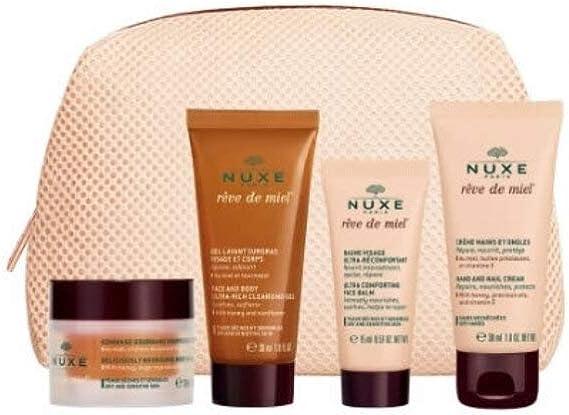 Nuxe Cofanetto Reve De Miel Cocooning Trousse: Amazon.es: Belleza