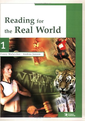 Download Reading for the Real World 1 (advanced-level diverse non-fiction readings) ebook