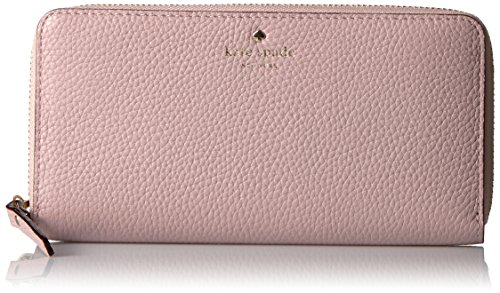Cobble Hill Lacey Wallet, Pink GRANITE, One Size by Kate Spade New York