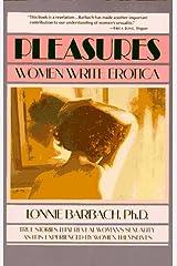 Pleasures Paperback