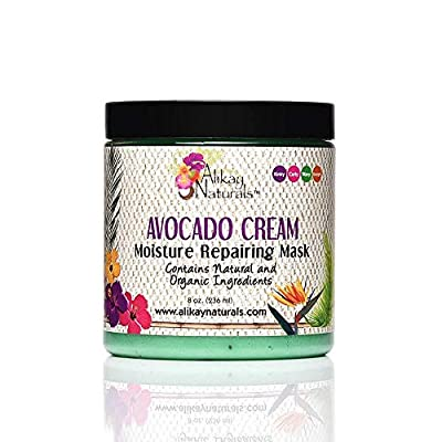 Avocado Cream Moisture Repairing Hair Mask