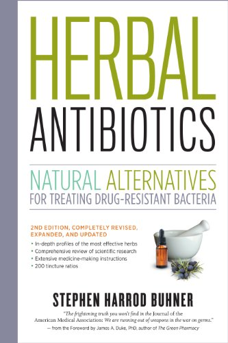 Herbal Antibiotics, 2nd Edition: Natural Alternatives for Treating Drug-resistant Bacteria cover
