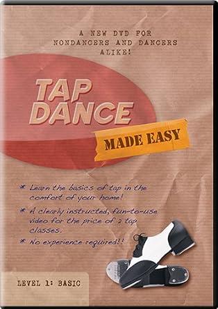 Amazon. Com: tap dance made easy level 1 basic: astigmatism.
