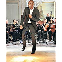 Omar Sy Signed Autographed 8x10 Photo Bishop X-Men The Intouchables COA VD