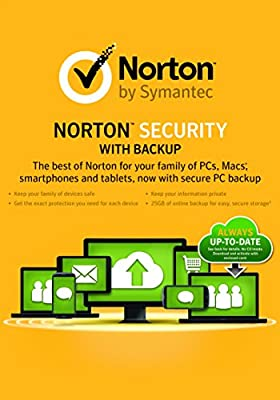 Norton Security with Backup (For 10 Devices) for Students [Download]
