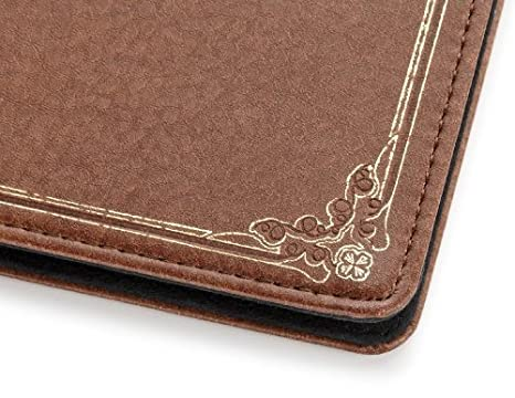 will only fit Kindle Fire HD 8.9 Verso Prologue Standing Cover for Kindle Fire HD 8.9 Antique Tan