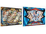 Pokemon Trading Card Game Mega Powers Collection Box and Ash Greninja EX Collection Box Bundle, 1 of Each