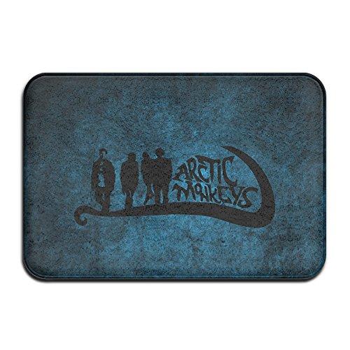 Illinois Monkey (JFD Arctic Monkeys Music Band Non-Skid Door Mat)