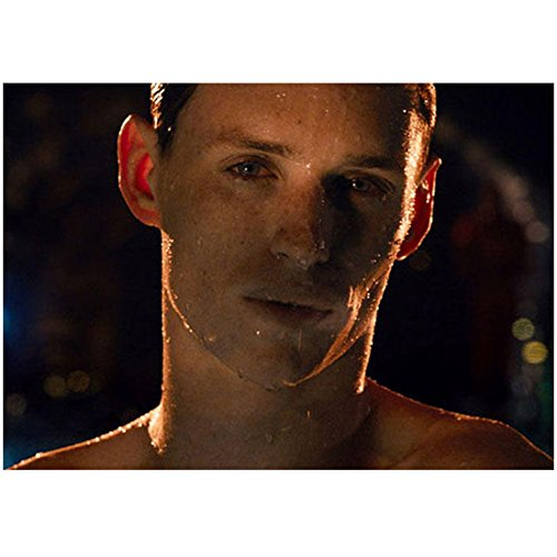 Booth Wet (Jupiter Ascending Eddie Redmayne as Balem Abrasax Wet Face Closeup 8 x 10 Photo)