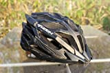 MOON Bike Road/Racing Helmet/Cycing Helmet (Black Lightning)