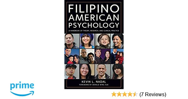 Amazon com: Filipino American Psychology: A Handbook of