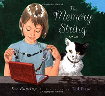 The Memory String 0395861462 Book Cover
