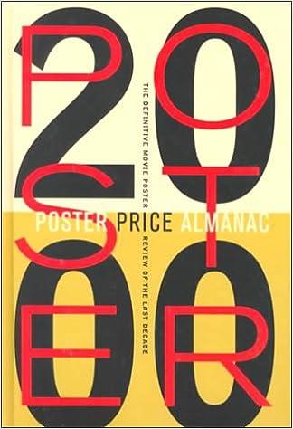 'Poster Price Almanac : 'Almanac of Movie Poster Prices'