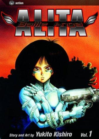 Amazon Com Battle Angel Alita Vol 1 Rusty Angel 9781569319451