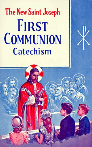 Communion Base - Saint Joseph First Communion Catechism (No. 0)