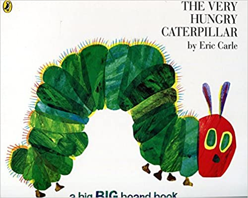 The Very Hungry Caterpillar por Eric Carle