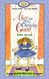 Alice and the Birthday Giant, John F. Green, 1550415409