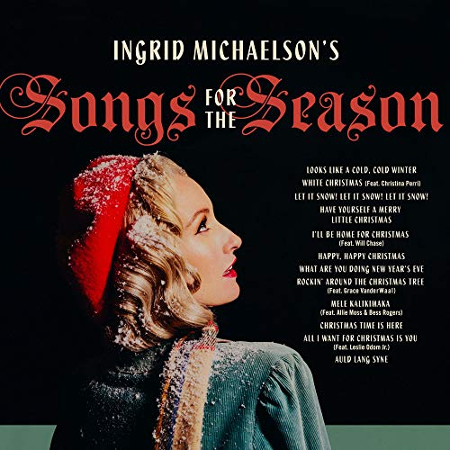 Ingrid Michaelson's Songs For The Season (White Art Mela Snow)
