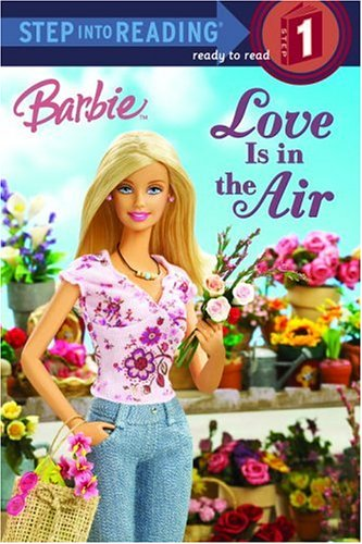Barbie: Love Is in the Air (Step into Reading) (Air Jordan 7 Orion)