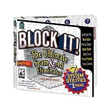 Block It! Ultimate Spam & Ad Eliminator (Jewel Case)