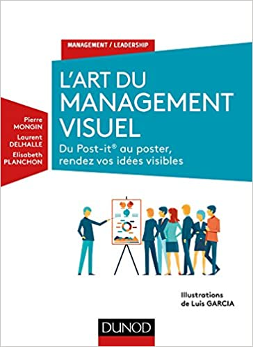 L'Art du management visuel - Du Post-it  au poster, rendez vos idées visibles