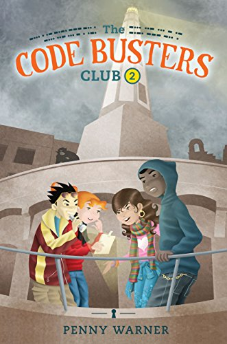 The Haunted Lighthouse (The Code Busters Club Book 2)