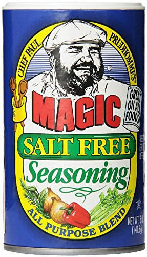 - Chef Paul Magic Seasoning Blends Herbal Pizza and Pasta MagicBtls - 3 oz