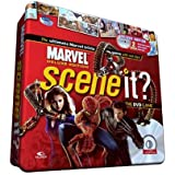 Scene It? Deluxe Marvel Edition