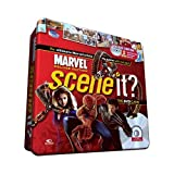 : Scene It? Deluxe Marvel Edition