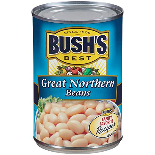 Price comparison product image Bush's Best Great Northern Beans,  15.8 oz