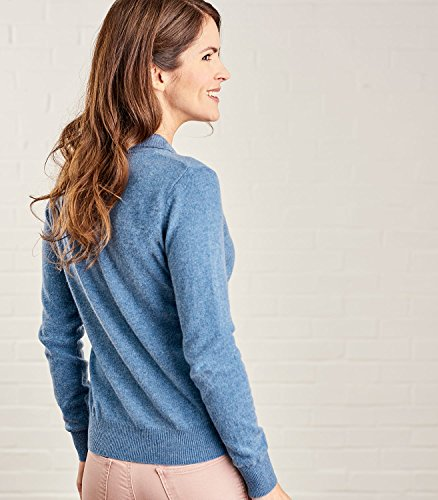 Cachemire en amp; Polo M Wool Femme Maille Overs SqZ1AC