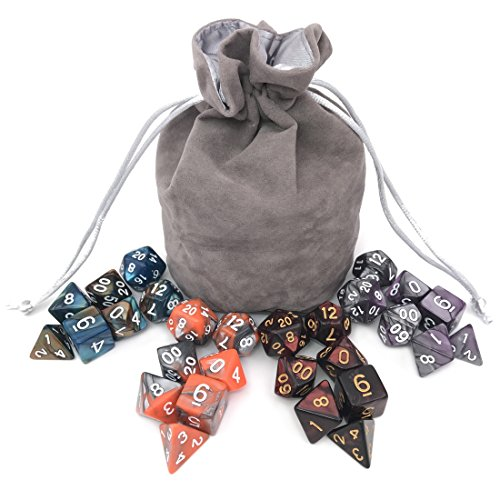 4-sets-polyhedral-dice-with-1pcs-gray-big-drawstring-bag-for-dungeons-and-dragons-dnd-rpg-mtg-d20-d1