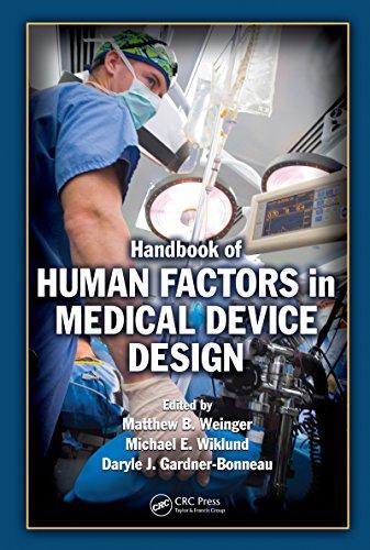 Handbook of Human Factors in Medical Device Design Pdf