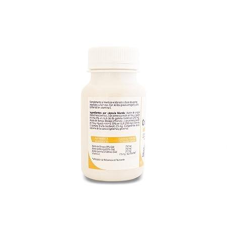 Sanon Onagra-Borraja - 2 Paquetes de 110 Cápsulas: Amazon.es: Salud y cuidado personal