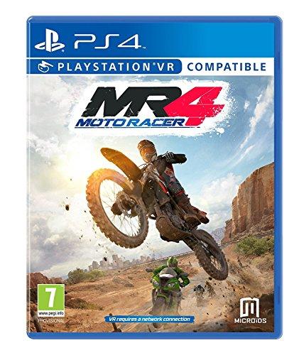 Moto Racer Playstation VR Compatible