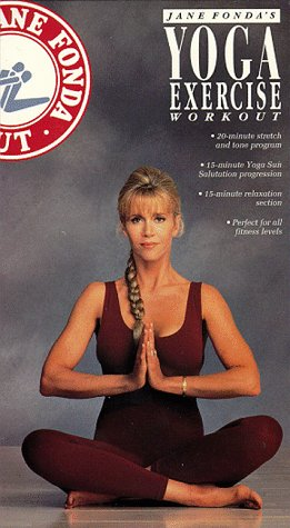 Resultado de imagen para jane fonda yoga