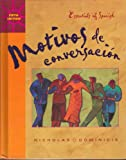 Motivos De Conversacion : Essentials of Spanish, Nicholas, Robert L. and Dominicis, María Canteli, 0072309849