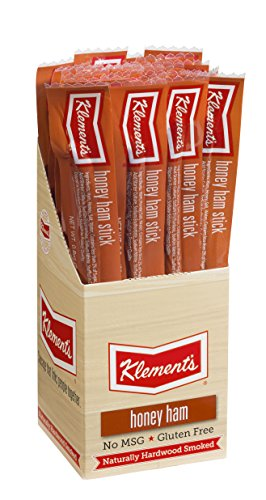 Klement's Snack Sticks, Honey Ham, 1.3 Pound