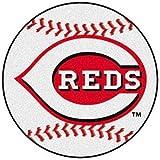 """MLB Cincinnati Reds - BASEBALL MAT (29"""" diameter)"""