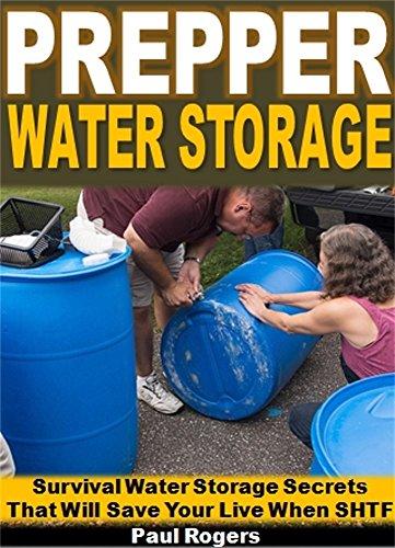 Prepper Water Storage: Survival Water Storage Secrets That