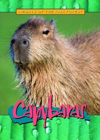 Capybaras (Fisher Price: Animals of the Rainforest) -
