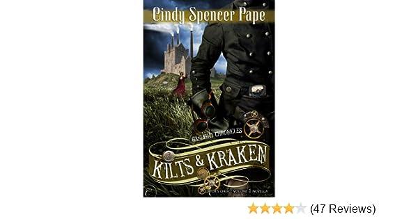 Amazon Kilts Kraken The Gaslight Chronicles Book 3 Ebook