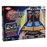 Ideal Electronic Super Slam Basketball Tabletop Game with Digital Scoring and Timer