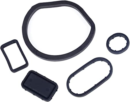 For Mercedes W163 W203 W210 W211 Upper Oil Filter Housing Oil Cooler Seal Ring