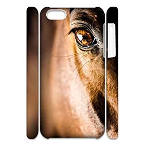 Horse CUSTOM 3D Cell Phone Case for iPhone 4/4s LMc-80075 at LaiMc