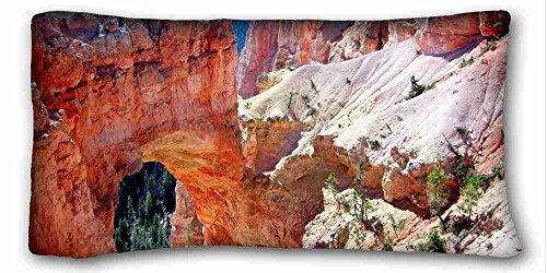 Custom Characteristic ( Nature Landscapes landscapes canyon Bryce Canyon Utah National Park rock formations ) Pillow Covers Bedding Accessories Size 20