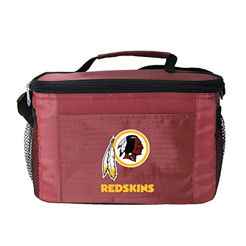 Kolder NFL Team Logo 6 Pack Cooler Lunch Bags