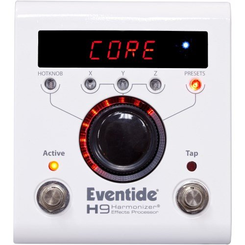 Eventide Multi Effect Processor, White (H9 CORE)